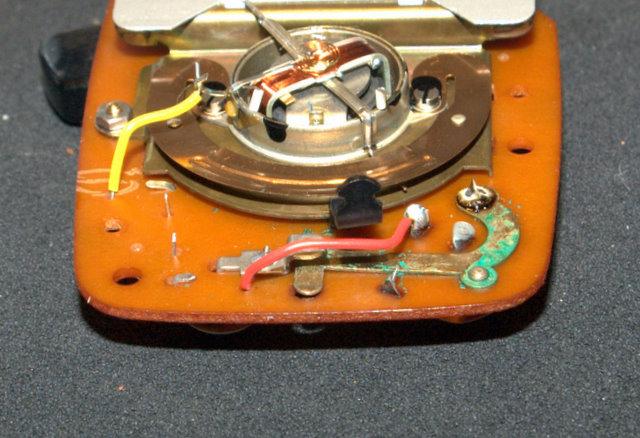 Rsurrection d 39 une gossen sixtar - Nettoyer circuit imprime ...